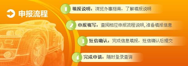 广州摇号申请流程