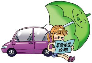 汽车险种选择
