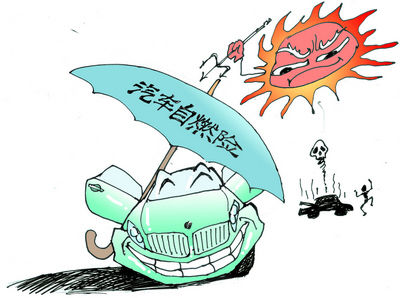 自燃损失险