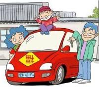 4s店购车流程
