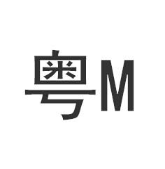 粤m是哪里的车牌