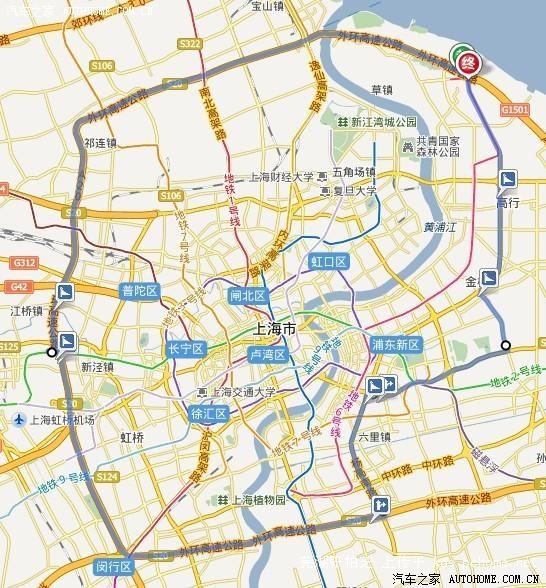 沪c 行驶范围地图