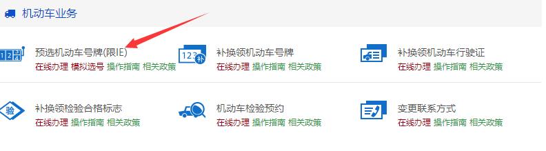 广东网上选车牌号系统