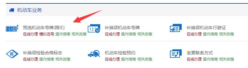 广西网上选车牌官网