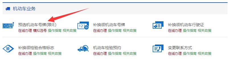 湖北网上选车牌官网