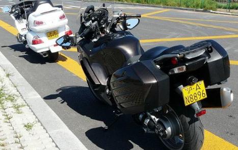 摩托车车牌